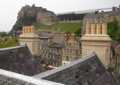 A Listed Low-Carbon Tenement Refurbishment | Edinburgh