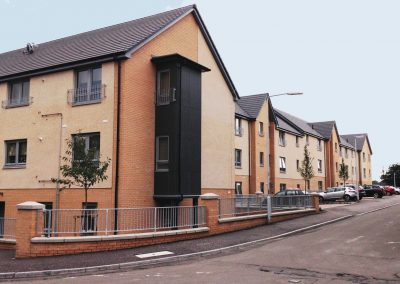 Urban Infill Housing | Dunfermline