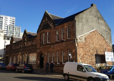 C Listed Refurbishment | Glasgow