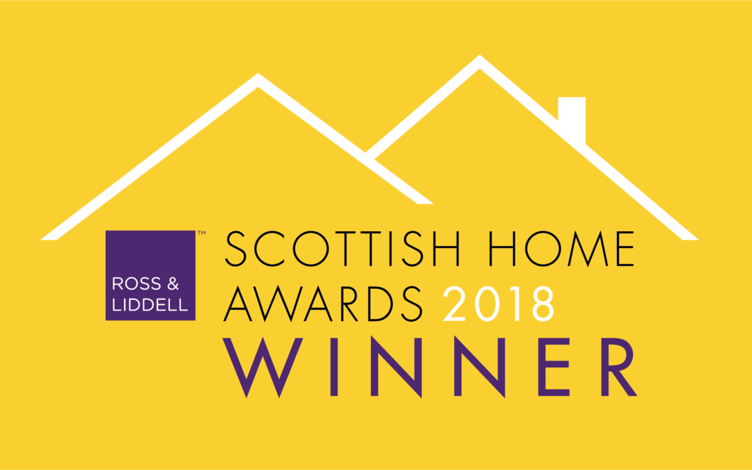 Scottish Home Awards success for Roxburgh Street project!